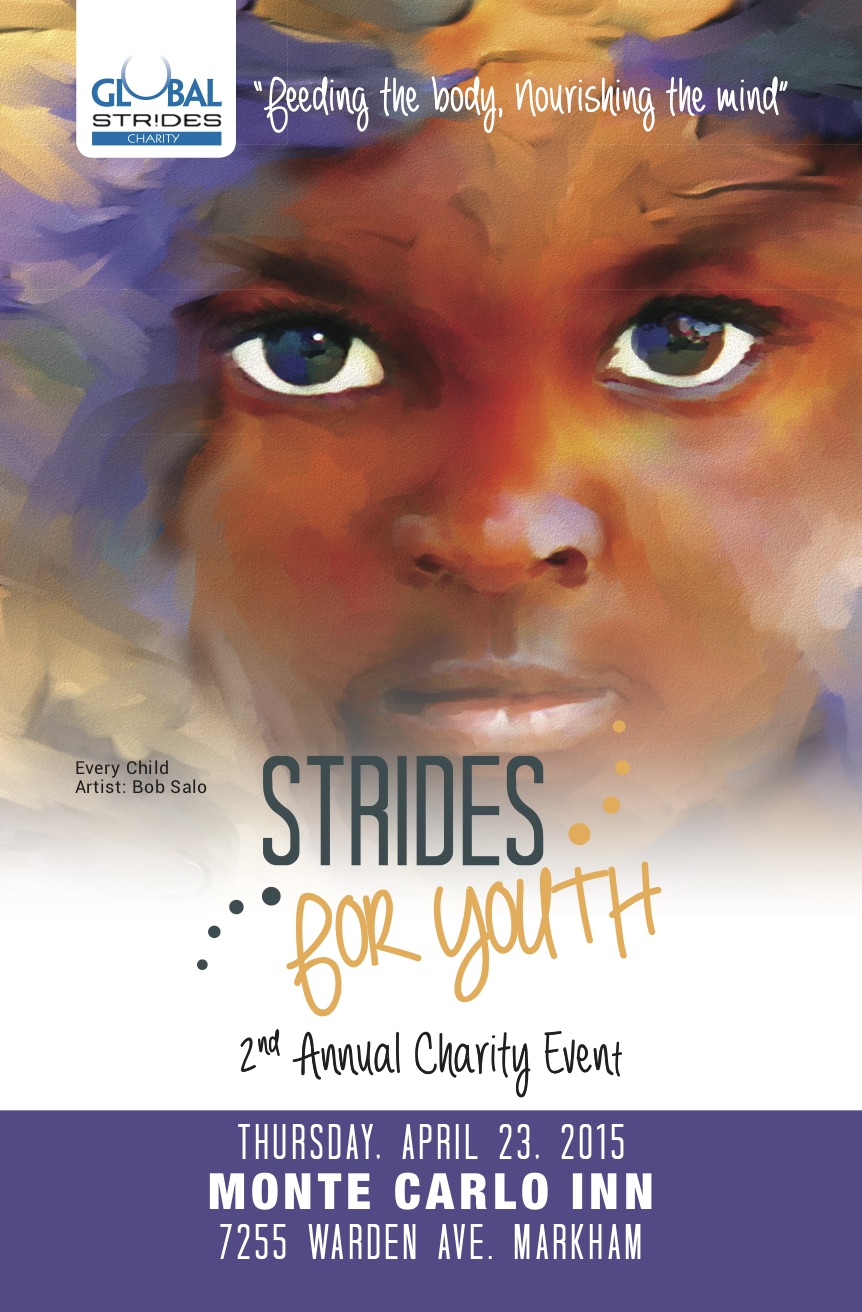 Strides for Youth Brochure