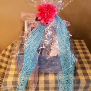 Salon Cachet Gift Basket