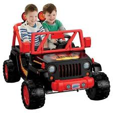 Jeep Kiddie Car