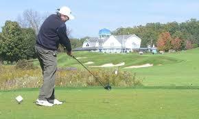 golfer @ Angus glen